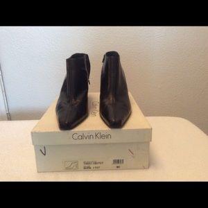 Calvin Klein Booties